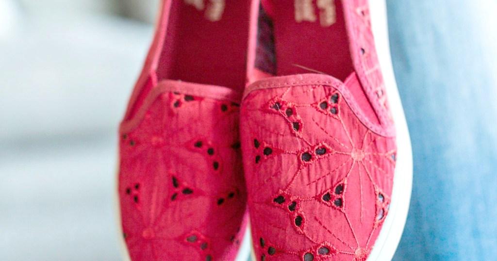 Pink Koolaburra by Ugg Slip-Ons