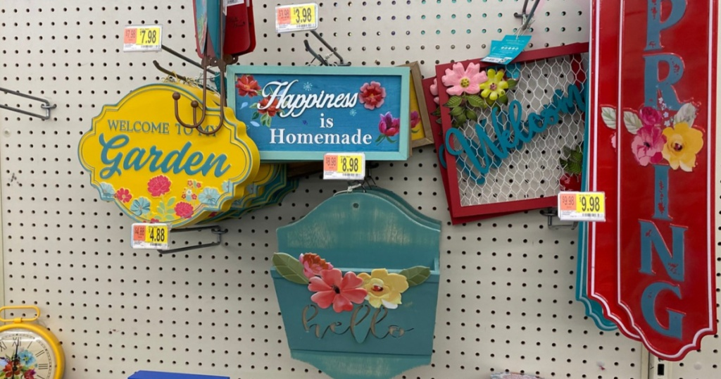 pioneer woman decor in-store