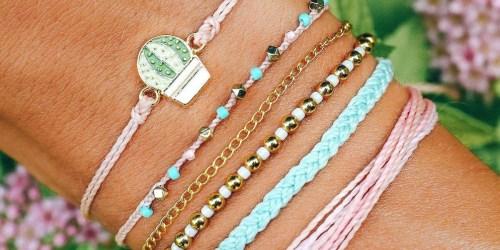 Up to 50% Off Pura Vida Bracelets, Necklaces & More