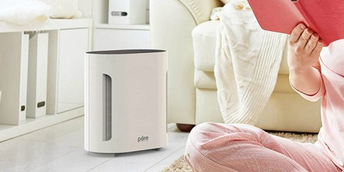 Pure Enrichment Air Purifier Only $63.99 Shipped on Amazon (Regularly $100) | Highly Rated
