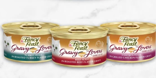 Purina Fancy Feast 24-Count Variety Pack Only $9.97 Shipped On Amazon | Just 42¢ Per Can
