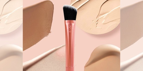 Real Techniques Foundation Brush Only $2.80
