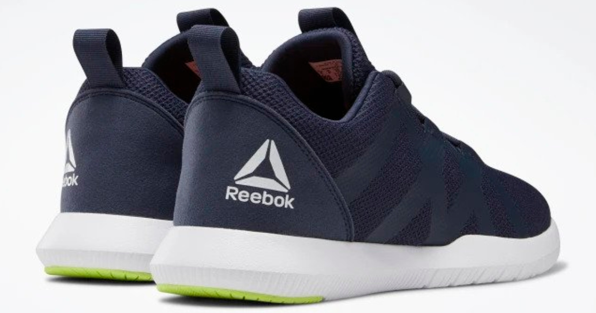navy Reebok Reago Pulse Men's Training Shoes