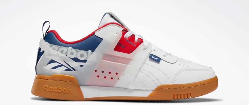 single Reebok shoe
