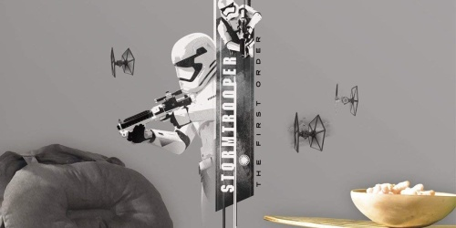 RoomMates Star Wars Wall Decals as Low as $4.84 on Amazon (Regularly $14)