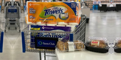 Here's How to Score $45 Worth of FREE Groceries From Sam's Club
