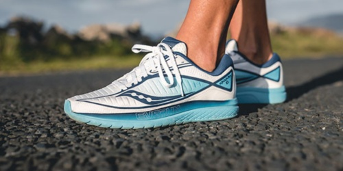 Saucony Kinvara 10 Running Shoes Only $59.98 Shipped (Regularly $110)