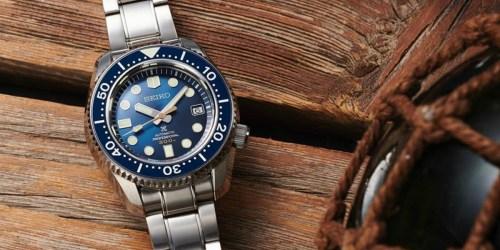 Seiko Men's Watches as Low as $248 Shipped + Get $50 Kohl's Cash