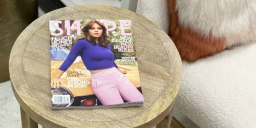 TWO-Year Complimentary Shape Magazine Subscription & More