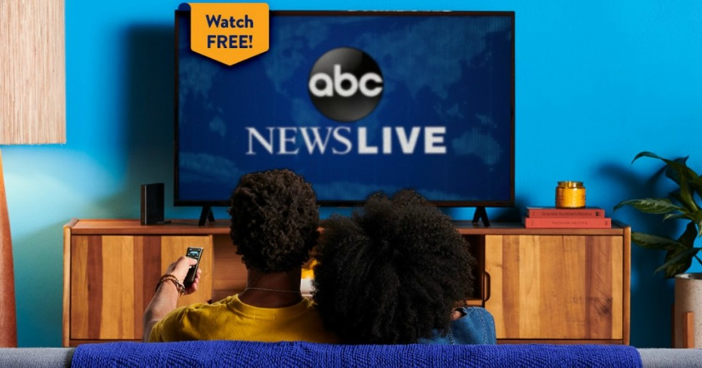 people streaming ABC News on their TV