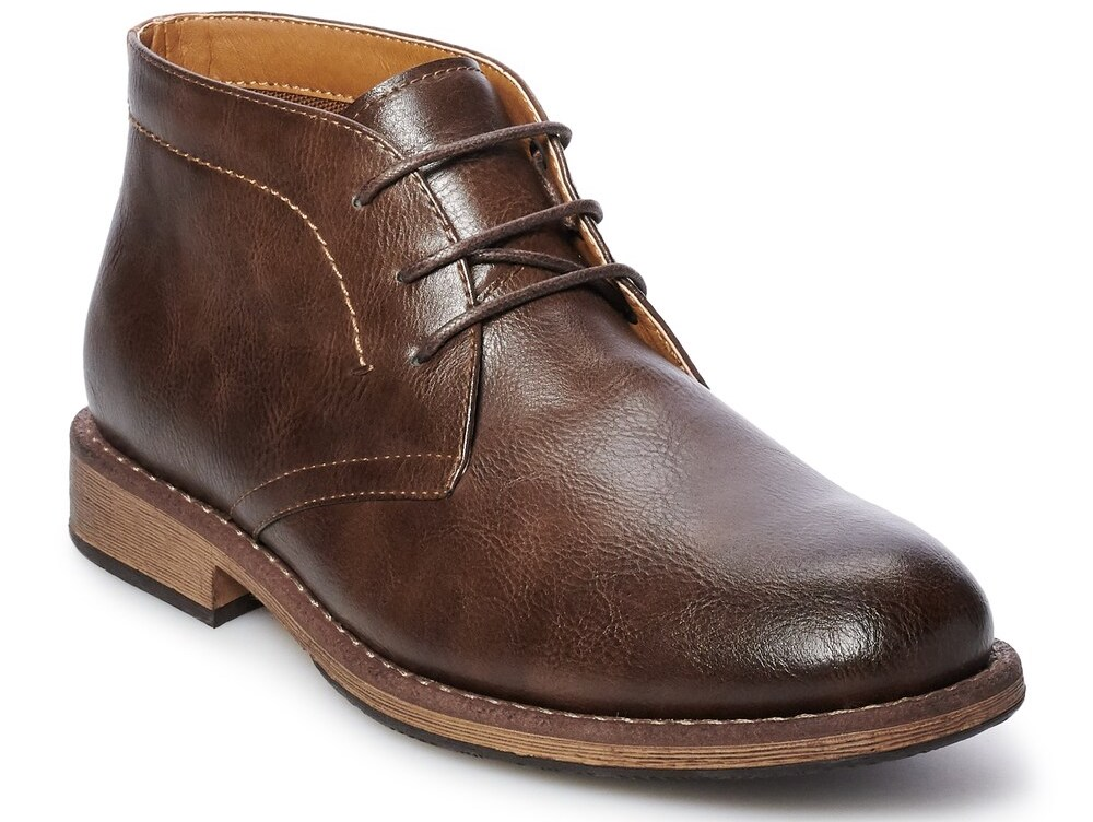 brown pair of Sonoma Chukka Boot
