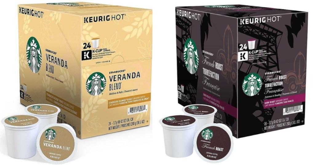 Starbucks Coffee K-Cup Pods