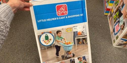 Step2 Recalls Over 17,000 Little Helper's Shopping Carts
