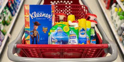 FIFTEEN Cleaning Items Under $25 After Target Gift Card – ONLY $1.59 Each (Windex, Pledge & More)
