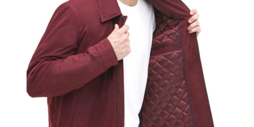 Tommy Hilfiger Jacket Only $24.99 Shipped at Men's Wearhouse (Regularly $100)