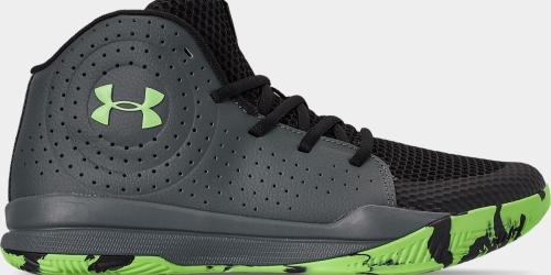 Under Armour Kids Shoes Only $20 (Regularly $50)