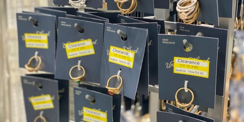Up to 70% Off Universal Thread & A New Day Jewelry at Target