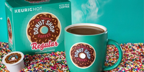 FREE 24-36 Count K-Cups Boxes After Office Depot Rewards ($15-$27 Value)