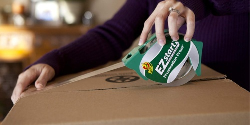 Duck EZ Packing Tape 8-Pack Just $12.62 Shipped on Amazon