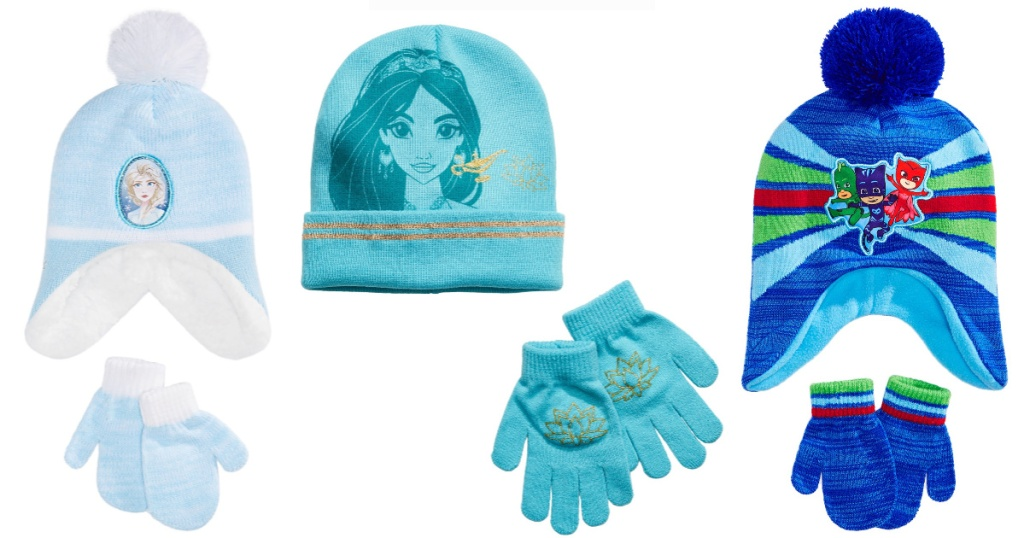 disney hat and gloves 3