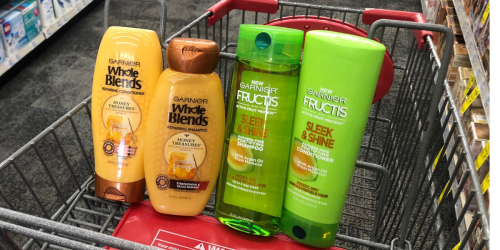 $18 Worth of Garnier Coupons to Print + Walgreens & Target Deal Ideas