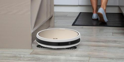 bObsweep Pro Robotic Vacuum Only $129 Shipped (Regularly $249)