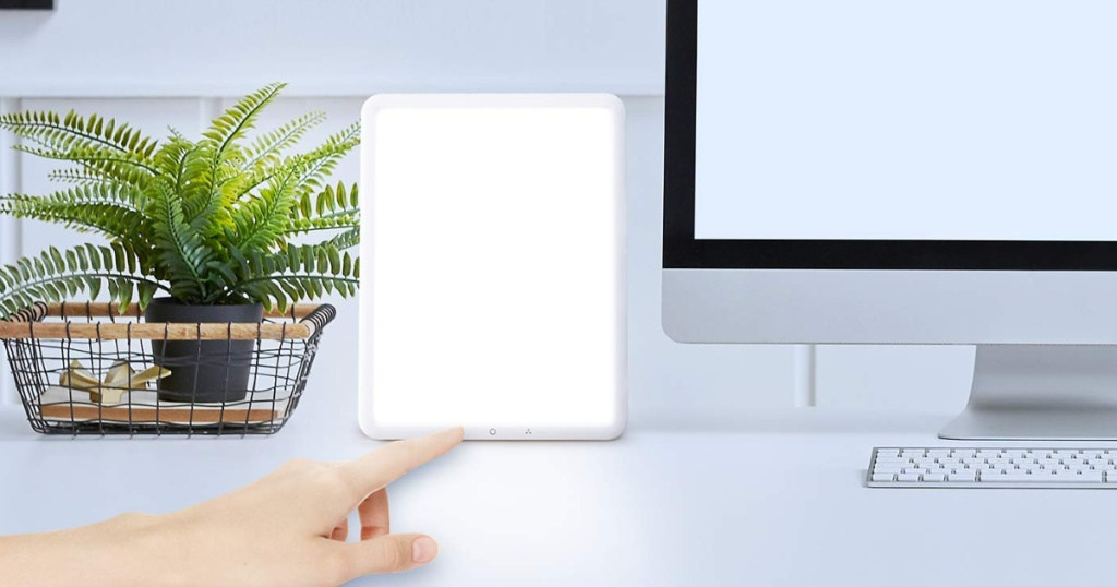VIPEX Light Therapy Lamp