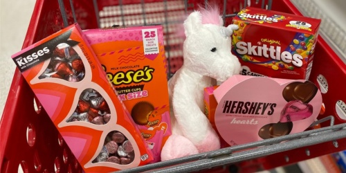 Up to 90% Off Valentine's Day Candy & Gifts at Target