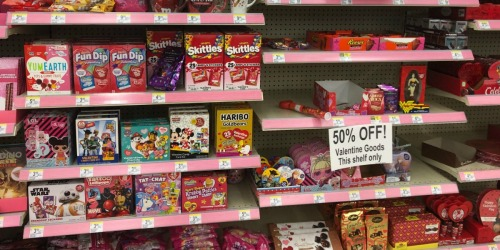 Up to 50% Off Valentine's Candy, Toys & More at Walgreens