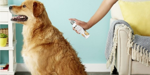 Antiseptic & Antifungal Spray for Pets Only $3.21 Shipped on Amazon (Regularly $9)
