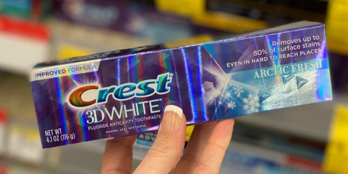 2 FREE Crest Toothpastes or Oral-B Toothbrushes After Walgreens Rewards