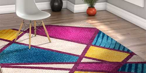 8×10 Area Rugs Only $99.99 Shipped (Regularly $270+) | Over 100 Options