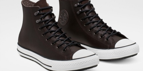 Converse High Tops as Low as $29.98 Shipped (Regularly $80)