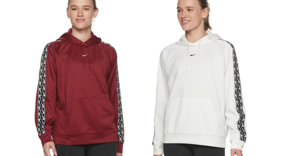 Women's Nike Sportswear Logo Pullover Hoodie