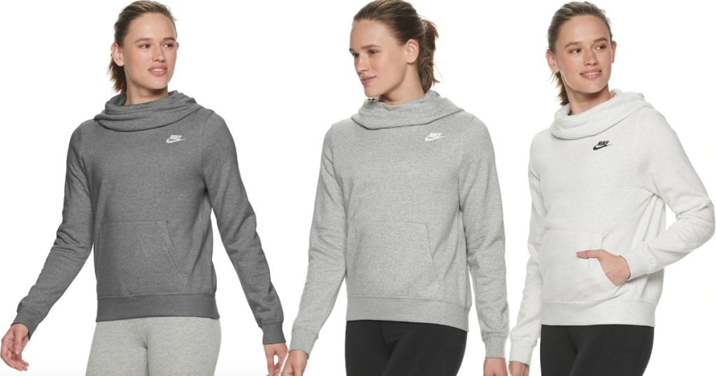 Women's Nike hoodies