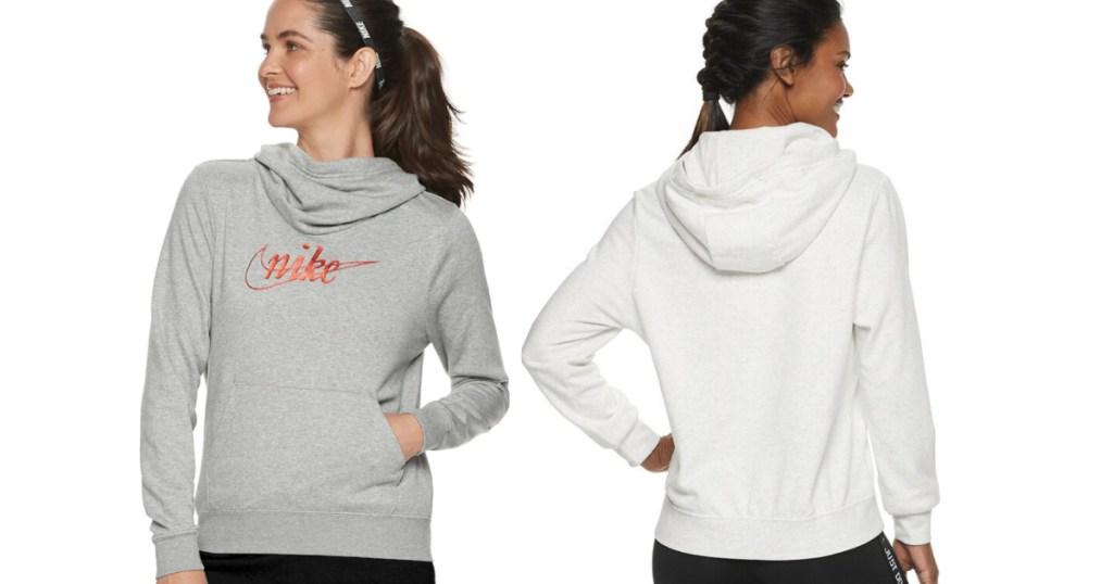 Women's Nike hoodies(1)