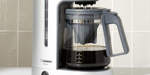 Zojirushi Zutto Coffeemaker Only $52.49 Shipped (Regularly $67)
