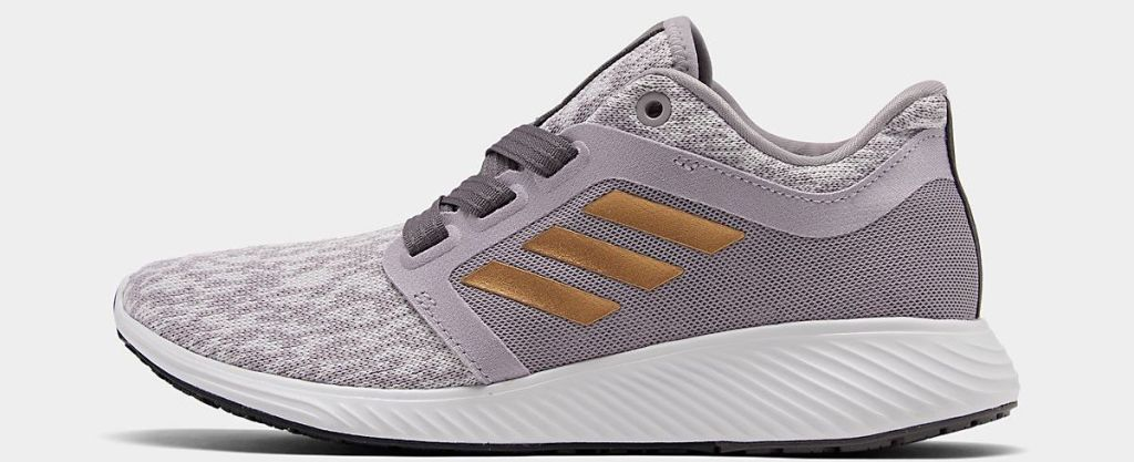 grey adidas Lux Running Shoe