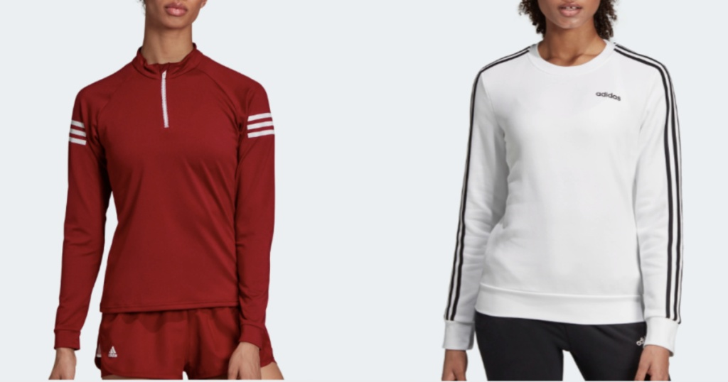 adidas womens jackets