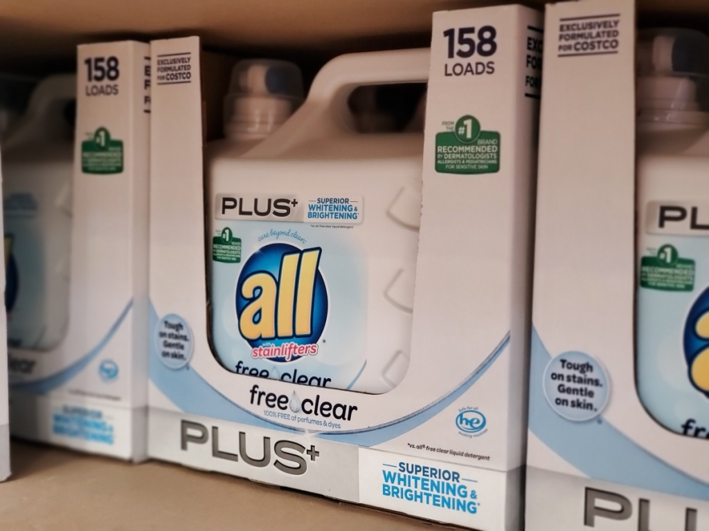 All Free and Clear on shelf