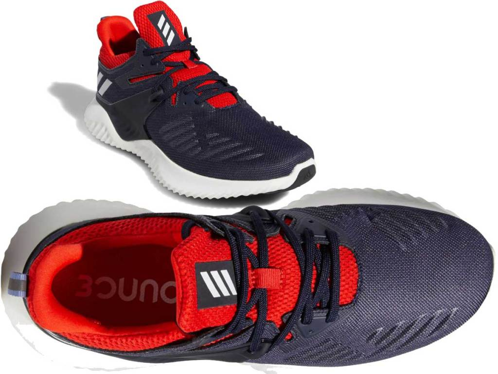stock images of Adidas Men's Alphabounce Beyond 2 Running Shoes