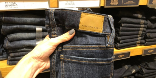 American Eagle Jeans Only $19.99 (Regularly up to $90) | Shirts as Low as $12.47