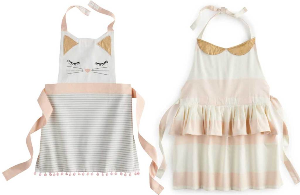 lauren conrad mother daughter aprons