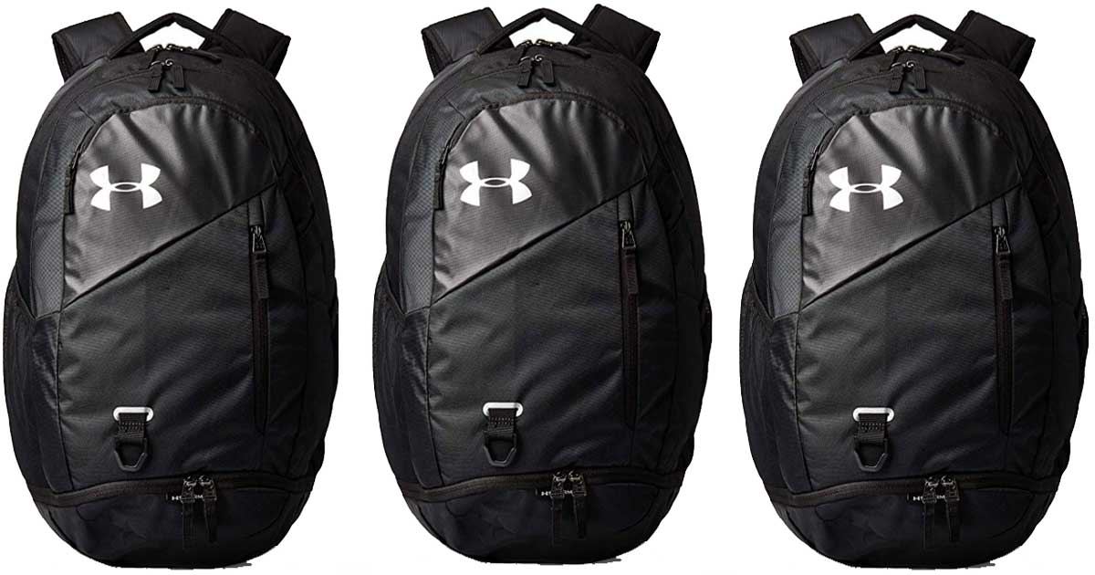 stock images of Under Armour Hustle Backpack 4.0
