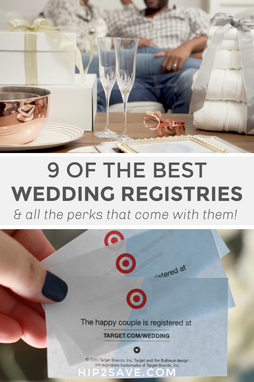 9 Best Wedding Registry Stores & Ideas (Zola, Target, Amazon)