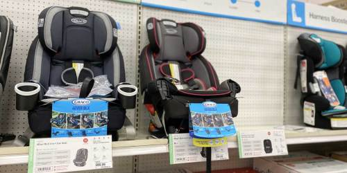 Up to 20% Off Car Seats at Target + Free Shipping | Graco, Diono & Britax