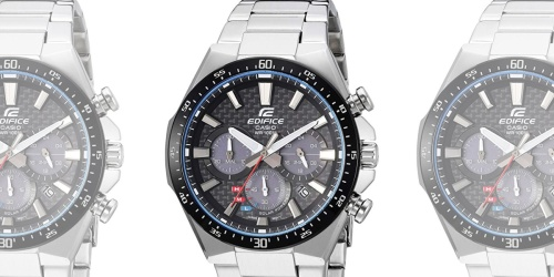 Casio Men's Quartz Watch Just $67.84 Shipped (Regularly $170)