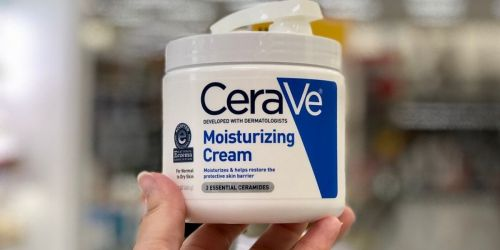 CeraVe Moisturizing Cream 19oz Jar Just $11.48 for Sam's Club Members