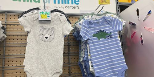 Up to 40% Off Baby Clothing & Accessories at Walmart | In-Store & Online