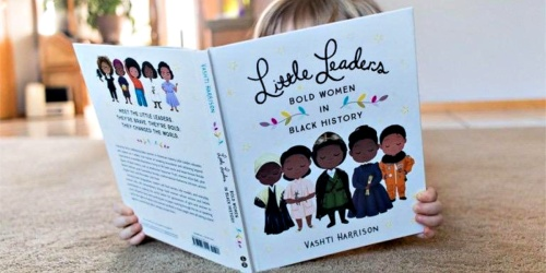 Celebrate Black History Month w/ These Highly Rated Kids Books | Buy 2, Get 1 FREE